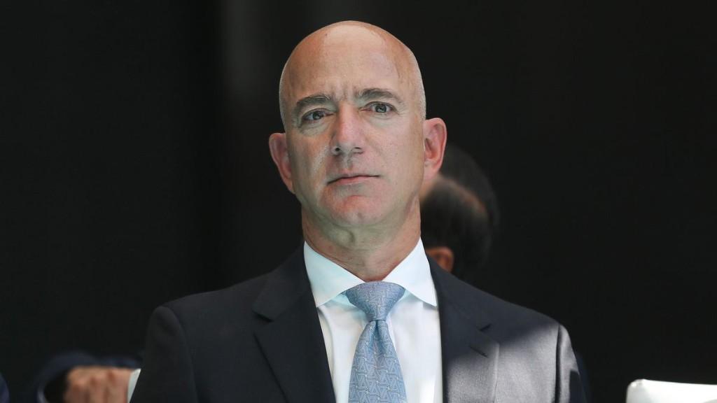 Jeff Bezos Is Nearly $10 Billion Poorer As Tech Selloff Chops Off $32 Billion From Fortunes Of Ten Billionaires