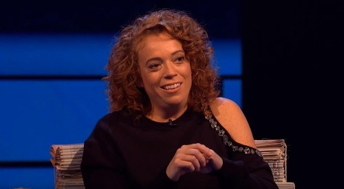 Michelle Wolf Opens Up About Getting Trolled By Donald Trump (And Trolling Back)