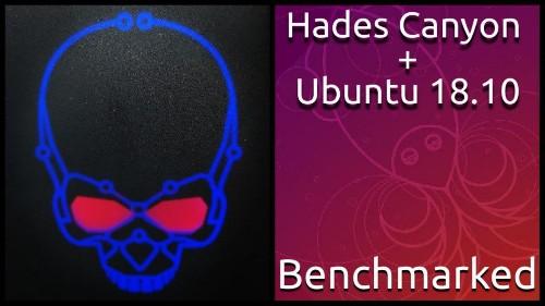 Linux Gaming Benchmarks: Ubuntu 18.10 On Intel Hades Canyon NUC