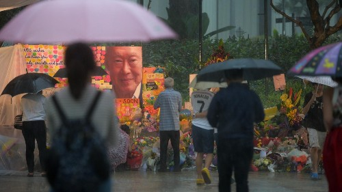 Singapore After Lee Kuan Yew: Future Is Uncertain For The Utilitarian Paradise He Created