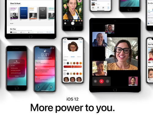 Apple iOS 12 Has An Embarrassing Problem