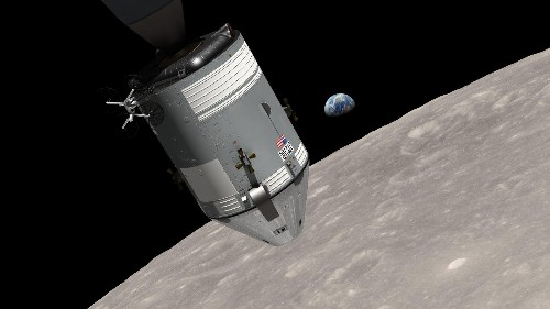 5 Reasons Why An International Space Station Should Really Orbit The Moon