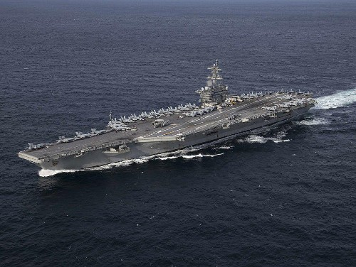 Why Aircraft Carriers Are The Most Cost-Effective Way Of Containing China's Military