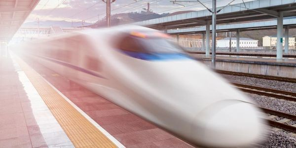The World's Fastest Trains: Asia, Europe, Africa And The Middle East Are Speeding Past The U.S.