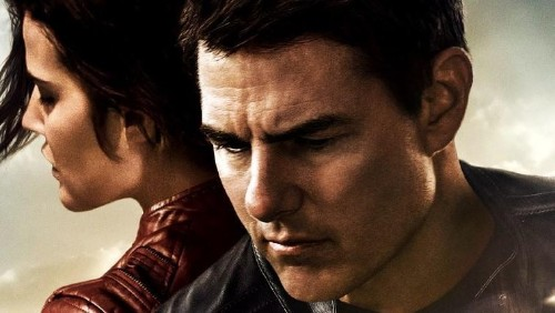 Review: Tom Cruise's 'Jack Reacher: Never Go Back' Is A Welcome Genre Throwback