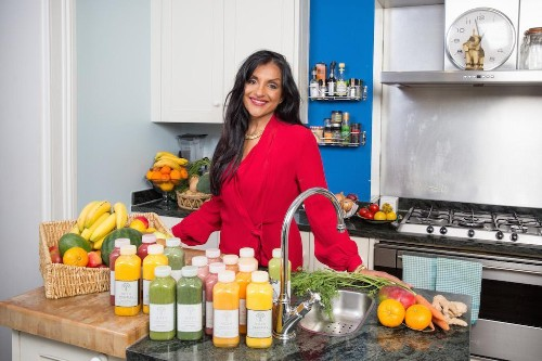 Finding A Cure For Her Sick Son Turned This Lawyer Into A Successful Health Food Entrepreneur