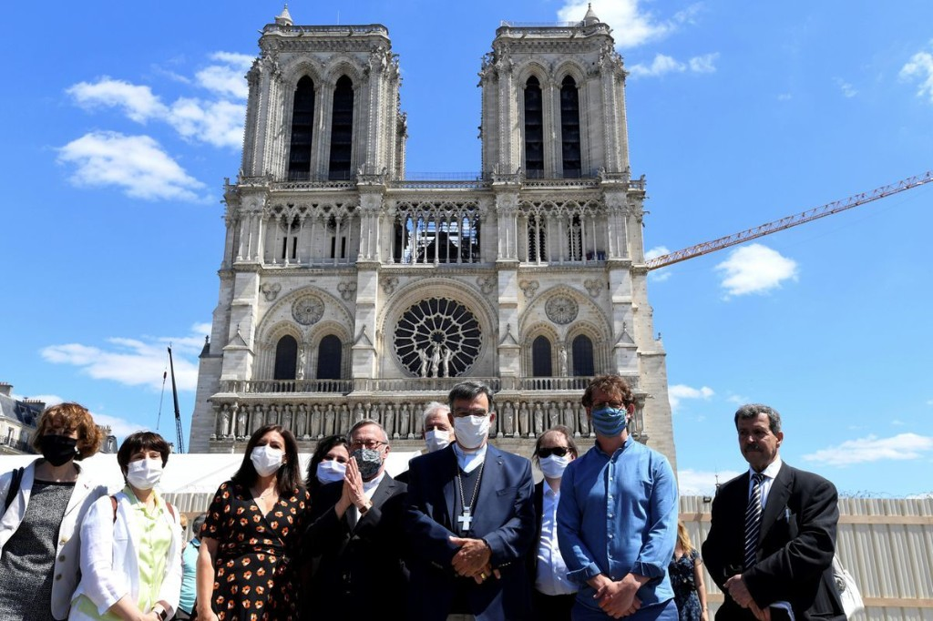 How Covid-19 And Paris' Notre-Dame Fire Have Conflated The Same Inequality Arguments