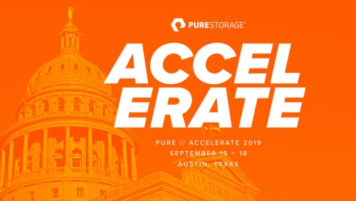 Pure Storage's Upcoming Accelerate Event Is the Place To Be If You View Data As A Strategic Asset