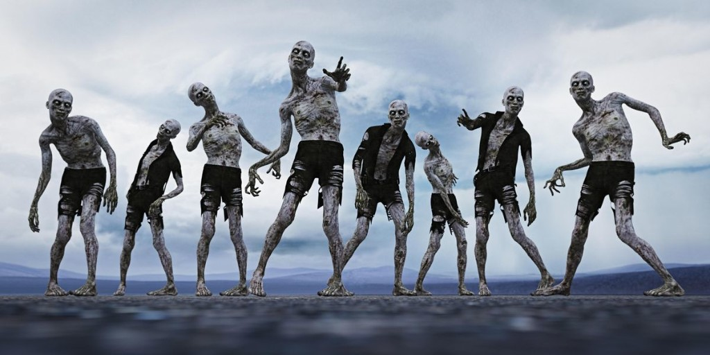 Zombie Wildfires And Other Science Zombies To Scare The Halloween Daylights Out Of You