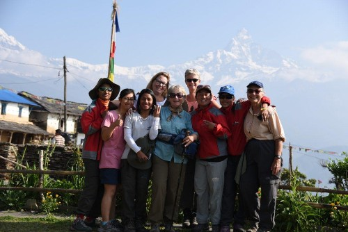 Women-Led Trekking Company Challenges Social Norms In Nepal