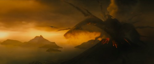 Take Flight With Rodan's Introductory Theme From 'Godzilla: King Of The Monsters'