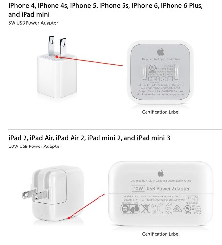 Apple: Nearly 90% Of 'Genuine' iPhone Chargers On Amazon Are Counterfeit
