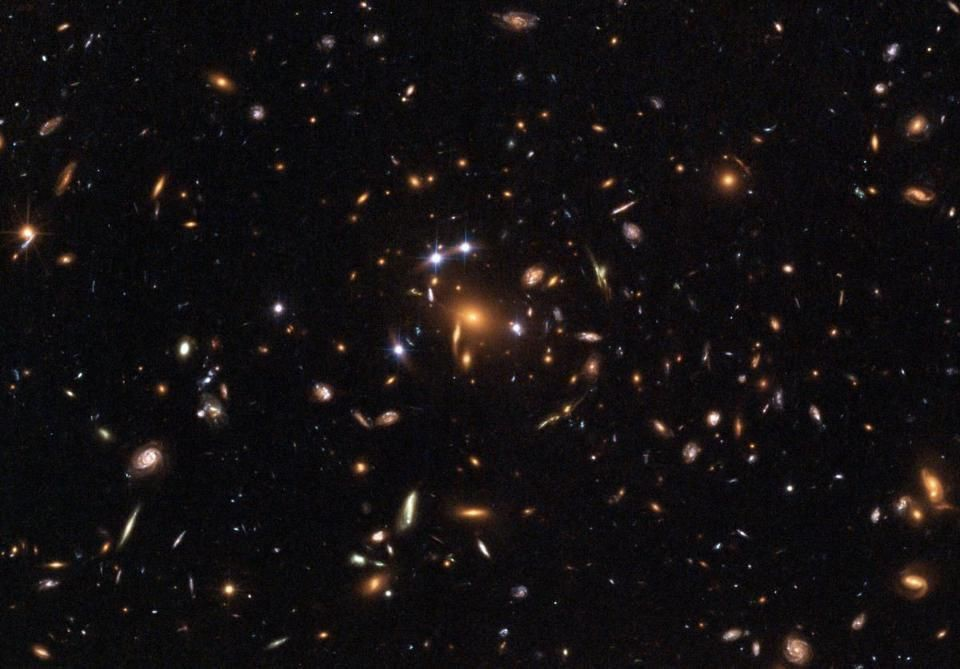 Two Kinds Of Gravitational Lenses Both Reveal Dark Matter