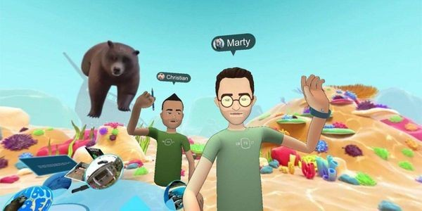 Meaningful Meet ups: Is VR The Future Of Social Connection?