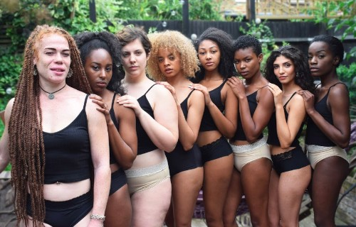 The Period-Proof Underwear That's Actually Sexy, And Body Positive