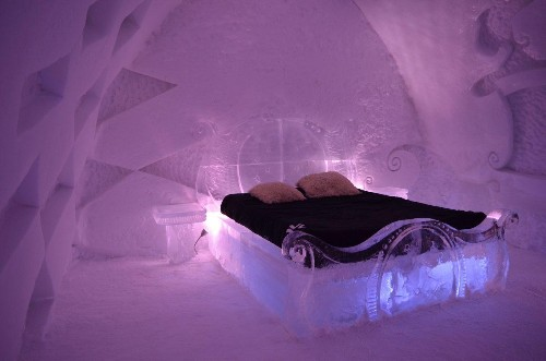 Winter Travel: How To Stay In An Ice Hotel