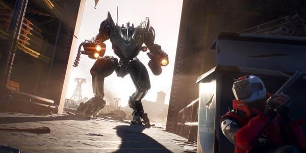 Epic Itself Leaks 'Fortnite' Season 10 Super Mech And New Rust Lord Style