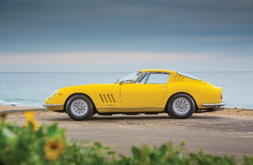 Happy New Year Festivities for Car Collectors: RM Auctions Scottsdale