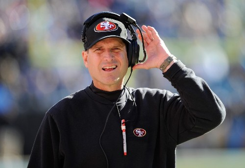 Mickey Mouse Will Pay For Jim Harbaugh's $48 Million Michigan Contract