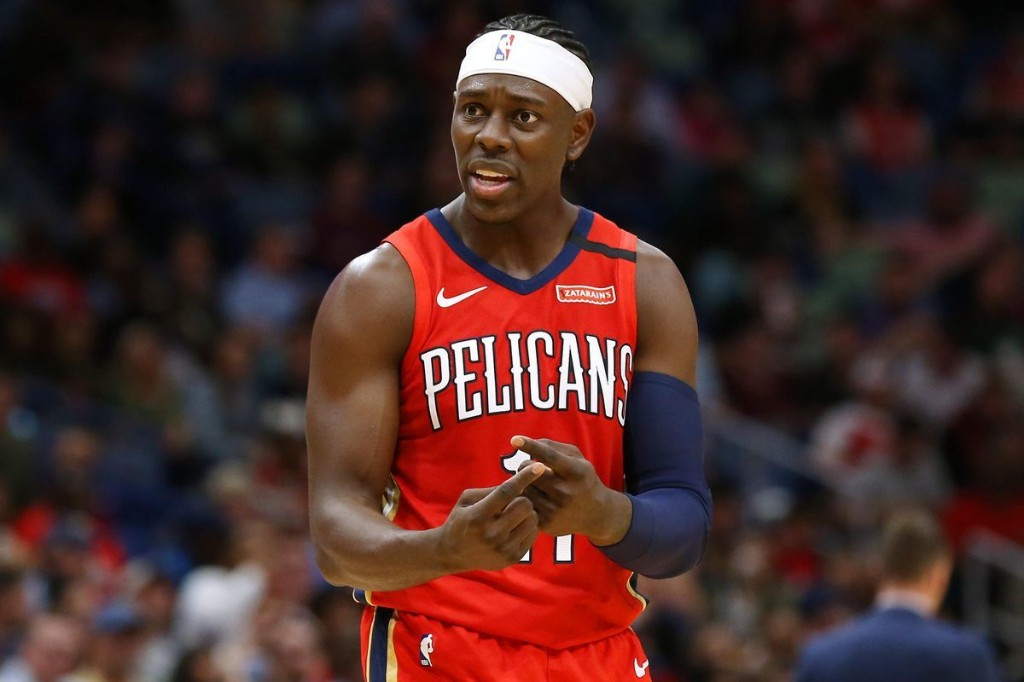 Overlooked Jrue Holiday Can Still Win A MVP Trophy With New Orleans Pelicans