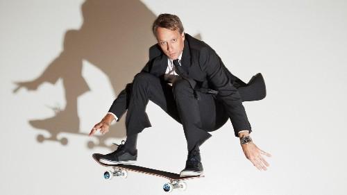 Landing A 900: Tony Hawk's Pivot From Skateboarder To Entrepreneur