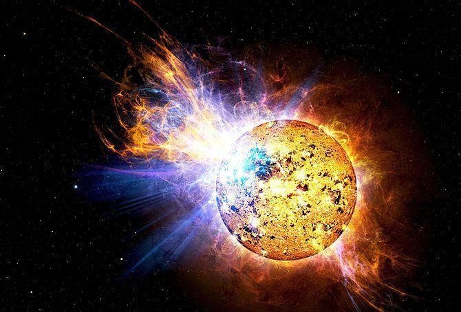 Keep Calm: The Truth About The Huge Solar Flare That Just Missed Earth
