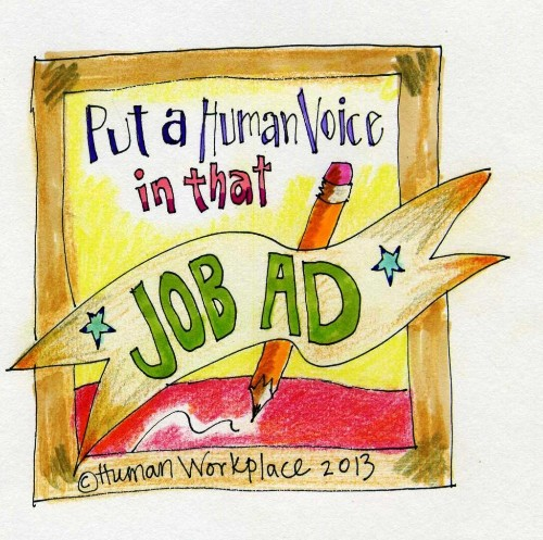 How To Write Job Ads For Humans