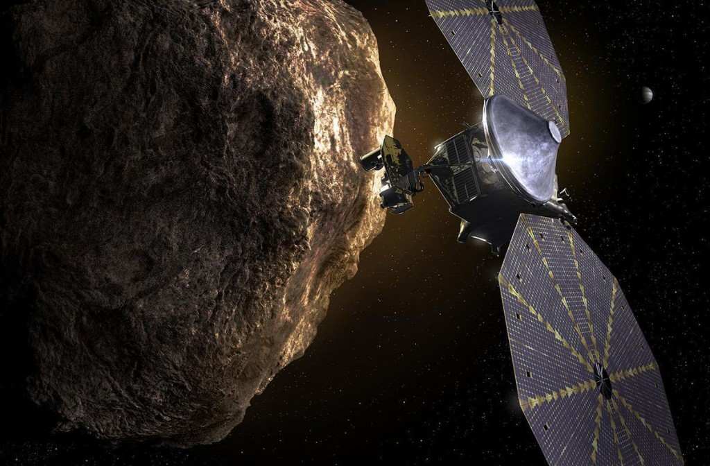 NASA Smoothes The Way For 'Lucy' Robot To Explore Time Capsules From The Birth Of Our Solar System