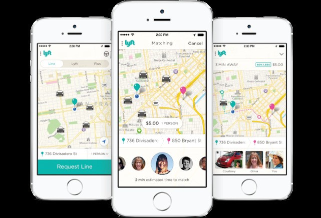 Could Lyft And Uber Put Public Transit Out Of Business?