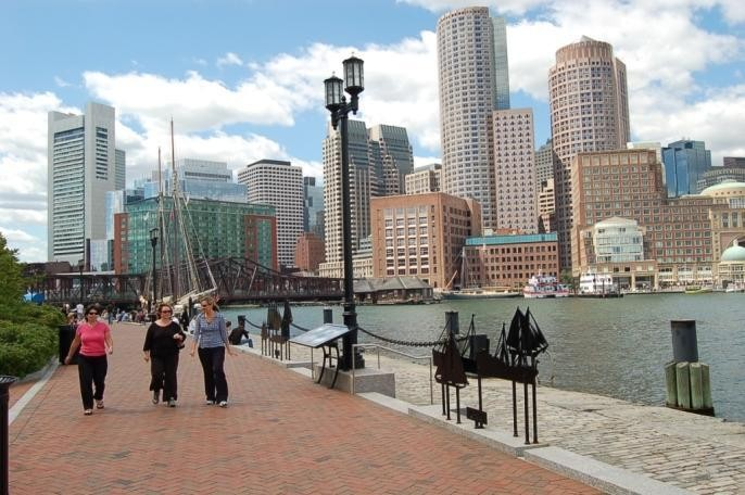 Great Urban Weekend Escapes: Boston, MA
