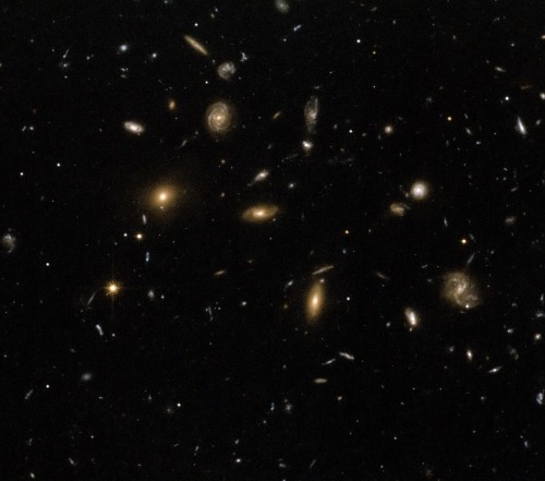 These Are The Last Galaxies That Will Remain In Our Night Sky