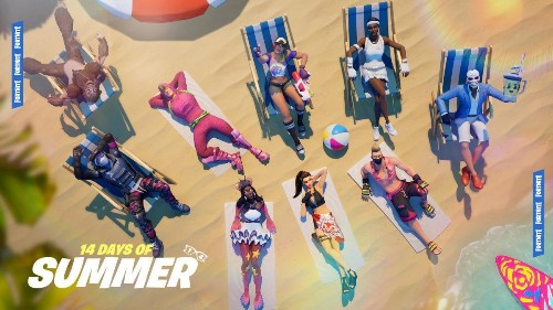 'Fortnite' How To Complete All '14 Days Of Summer' Challenges And Earn Free Rewards