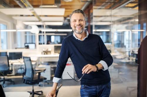 5 Characteristics Of Successful, Productive Entrepreneurs