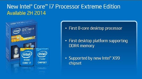 Intel Unveils 2014 Roadmap: 4 Fantastic New Processors For PC Enthusiasts