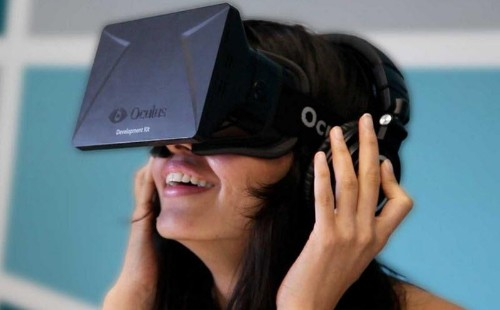 Take-Two CEO Worries About 'Anti-Social' Oculus Rift