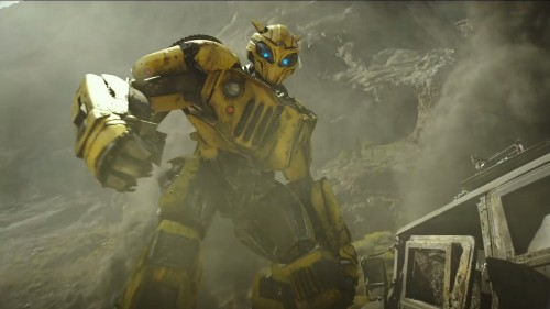 'Bumblebee' Trailer Blends 'Transformers' With 'Iron Giant,' 'Shape Of Water' And 'Monster Trucks'