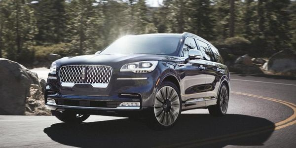 The 2020 Lincoln Aviator Hybrid Will Be More Powerful Than The Cadillac Escalade