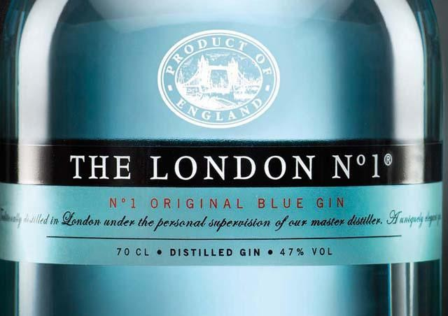 Would You Drink A Blue Gin?