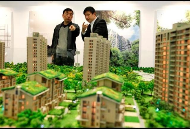 China Gives Up On Housing Bubble