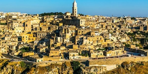 The Eerie Charm Of Matera, Italy