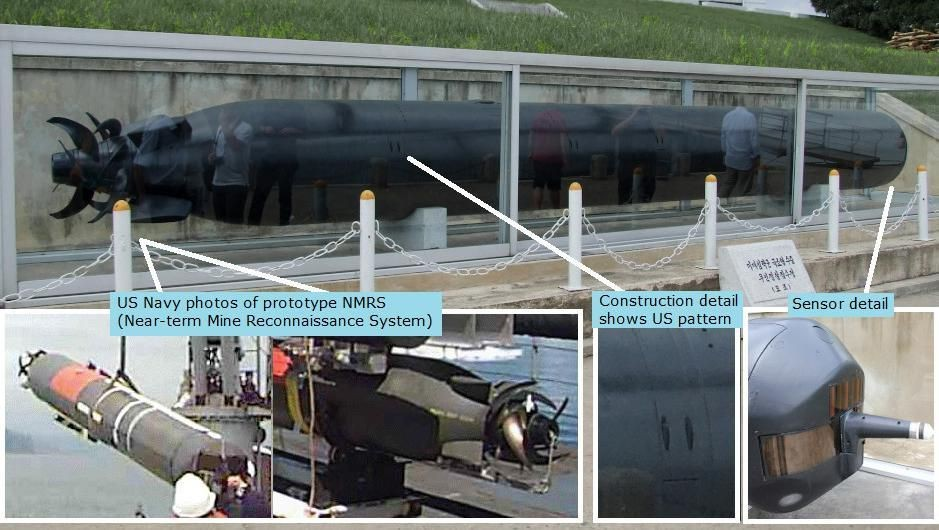 Mystery Solved: The Submarine Spy Drone Captured By North Korea
