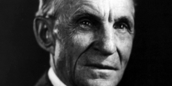 Henry Ford Built The Modern Corporation. Now We're Tearing It Down.