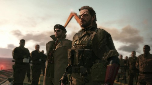 'Metal Gear Solid 5' And 'The Witcher 3:' What's Happening With Video Games?