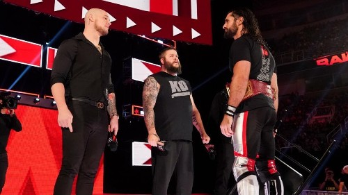 Like It Or Not, WWE Remains Committed To Its Massive Push Of Baron Corbin