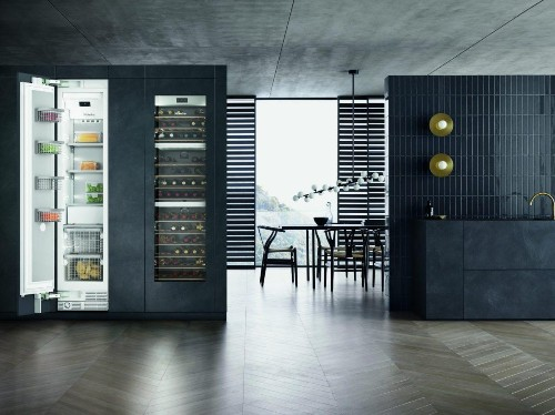 Upscale Appliance Brands Offer Three-Zone Wine Refrigeration -- Is It Right For Your Home?