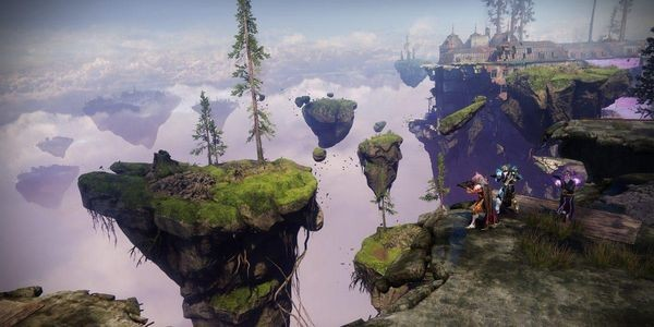 Destiny 2's European Aerial Zone Is An Amazing Activity Crippled By Bad Quest Design