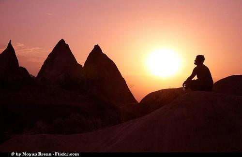 For Depression Treatment, Meditation Might Rival Medication