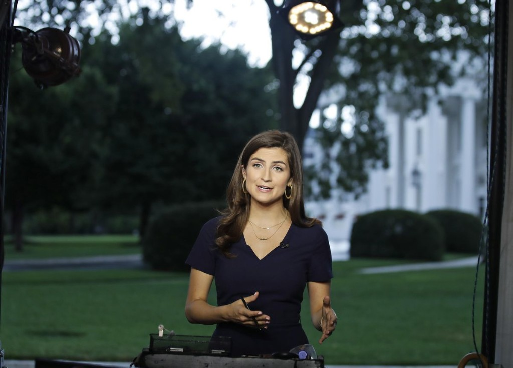 Since 2017, Trump Allies Have Tried To Do The Impossible: Rattle CNN's Kaitlan Collins