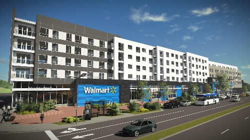 IRS Complaint Alleges Walmart Misused Foundation Cash In Push For Urban Stores