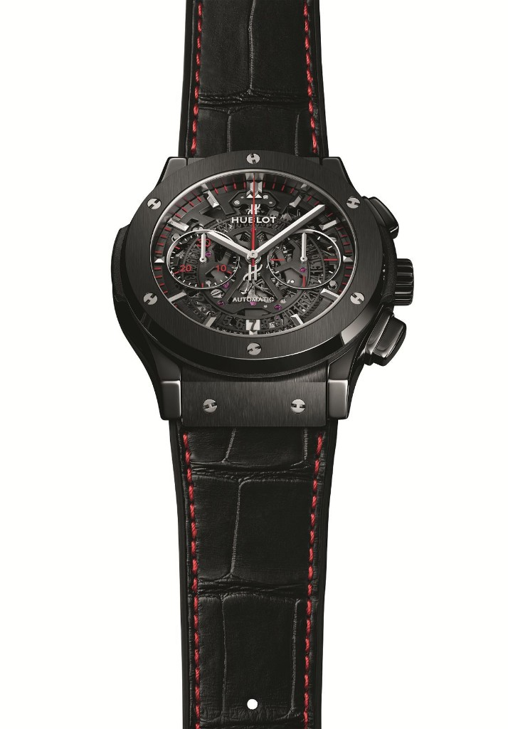 Hublot, Watches Of Switzerland Unveil Classic Fusion Aerofusion Special Edition